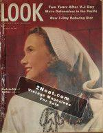 LOOK Magazine - August 19, 1947
