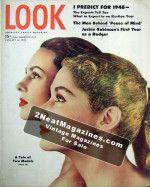 LOOK Magazine - January 6, 1948