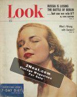 LOOK magazine - March 15, 1949