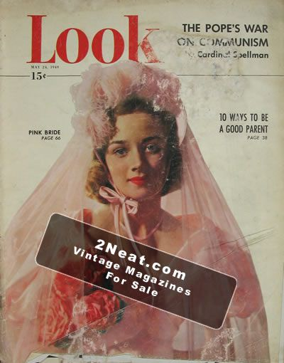 LOOK Magazine - May 24, 1949