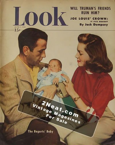 LOOK Magazine - June 7, 1949
