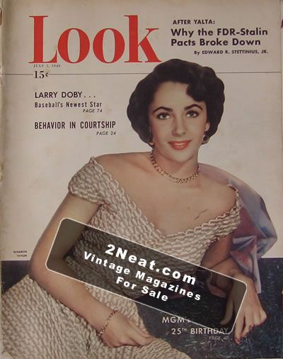 LOOK Magazine - July 5, 1949