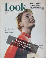 LOOK Magazine - August 30, 1949