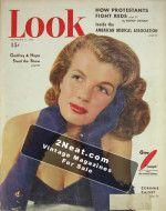 LOOK Magazine - October 11, 1949