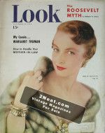 LOOK Magazine - October 25, 1949