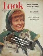 LOOK Magazine - November 8, 1949