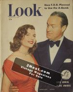 LOOK Magazine - March 14, 1950
