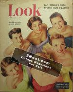 LOOK Magazine - April 11, 1950
