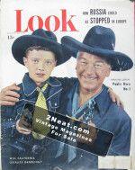 LOOK Magazine - August 29, 1950