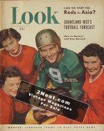 LOOK Magazine - September 12, 1950