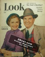LOOK Magazine - October 24, 1950