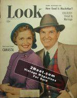 LOOK Magazine - October 24, 1950