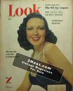 LOOK Magazine - November 7, 1950