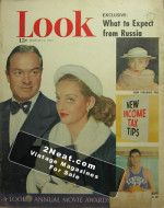 LOOK Magazine - March 13, 1951