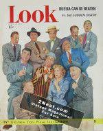 LOOK Magazine - April 10, 1951