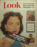 LOOK Magazine - June 5, 1951