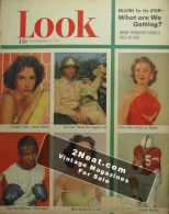 LOOK Magazine - September 11, 1951