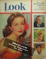 LOOK Magazine - September 25, 1951
