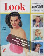 LOOK Magazine - October 9, 1951