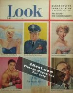 LOOK Magazine - January 15, 1952