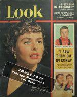 LOOK Magazine - January 29, 1952