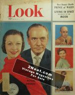 LOOK Magazine - March 11, 1952