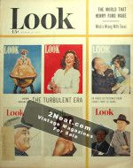 LOOK Magazine - March 25, 1952