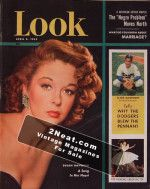 LOOK Magazine - April 8, 1952
