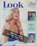LOOK Magazine - October 21, 1952