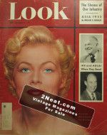 LOOK Magazine - November 4, 1952