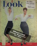 LOOK Magazine - March 24, 1953