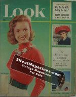 LOOK Magazine - April 7, 1953