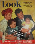 LOOK Magazine - April 21, 1953