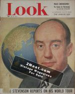LOOK Magazine - May 19, 1953