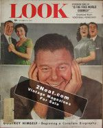 LOOK Magazine - September 22, 1953
