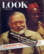 LOOK Magazine - January 26, 1954
