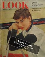LOOK Magazine - March 23, 1954