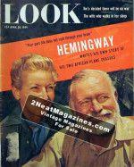 LOOK Magazine - April 20, 1954