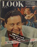 LOOK Magazine - June 1, 1954