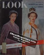 LOOK Magazine - June 29, 1954