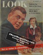LOOK Magazine - September 21, 1954