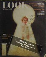 LOOK Magazine - November 16, 1954