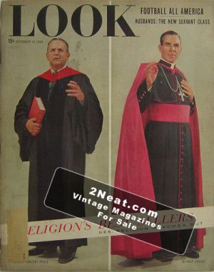 LOOK Magazine – December 14, 1954