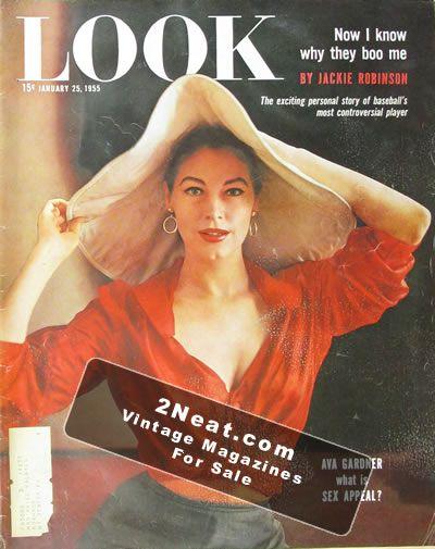 Look Magazine January 25 1955