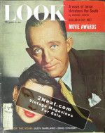 LOOK Magazine - March 22, 1955