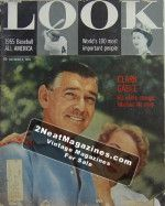 LOOK Magazine - October 4, 1955