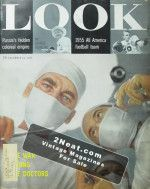 LOOK Magazine - December 13, 1955