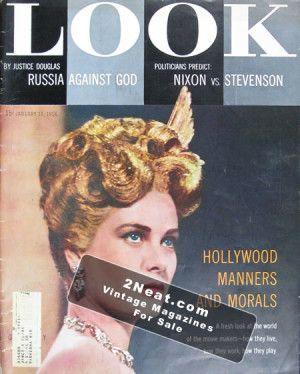 LOOK Magazine - January 10, 1956