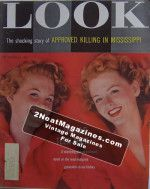 LOOK Magazine - January 24, 1956