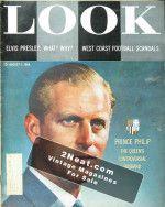 LOOK Magazine - August 7, 1956